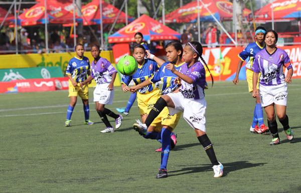 Convocatoria Ventas Marte No.1 Festival De Fútbol Ponyfútbol
