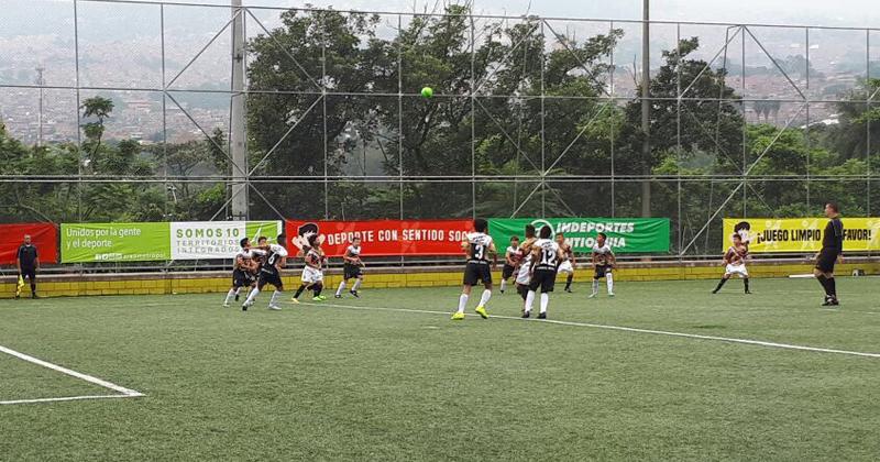 Cancha San Isidro recibe nuevamente el Preselectivo de Medellín