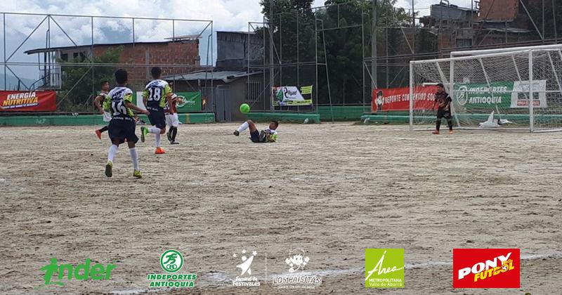 En la cancha La López predominó el fútbol y el juego limpio