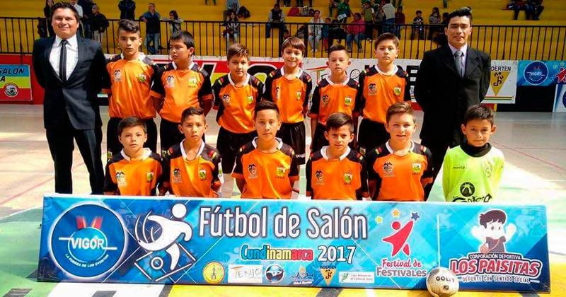 Clasificados los seis primeros equipos al V Festival de Fútbol de Salón