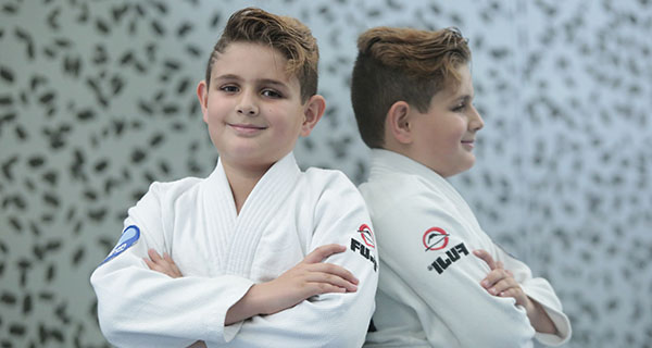 Román es la cuota de actitud y calidad en el Festival de Judo