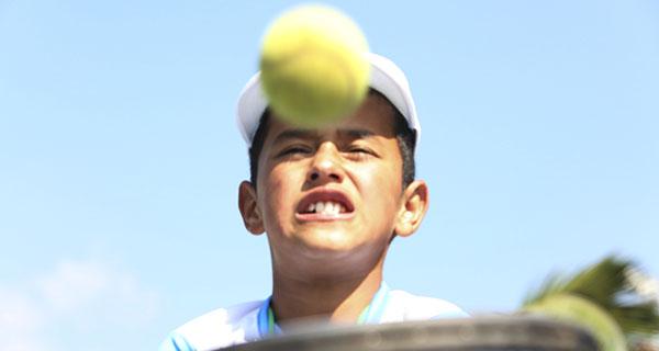 Jean Carlos: un tenista de aventuras