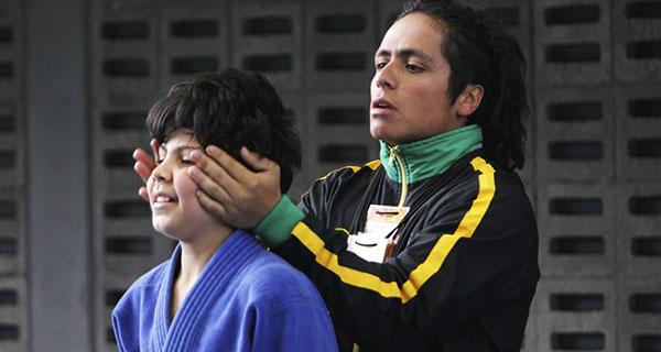 Saludos judokas desde Manizales