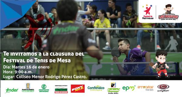 Las raquetas se detienen en el Coliseo Menor Rodrigo Pérez Castro