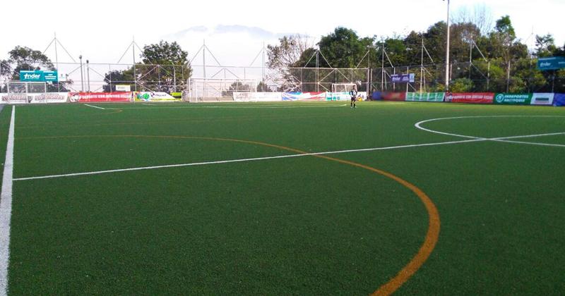 Granizal y Las Esmeraldas, primeras sedes del Babyfútbol en Medellín