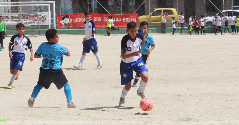 Con gran participación comenzará el repechaje del Babyfútbol en Medellín