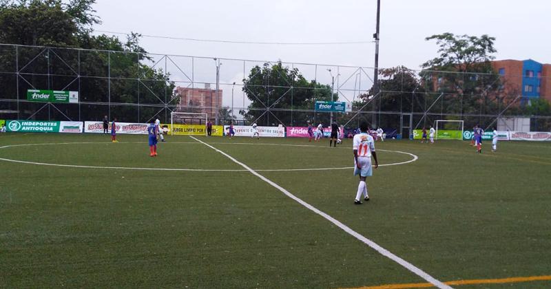 Con éxito se realizó la segunda fecha del repechaje del Babyfútbol en la Comuna 13 y en la Comuna 4