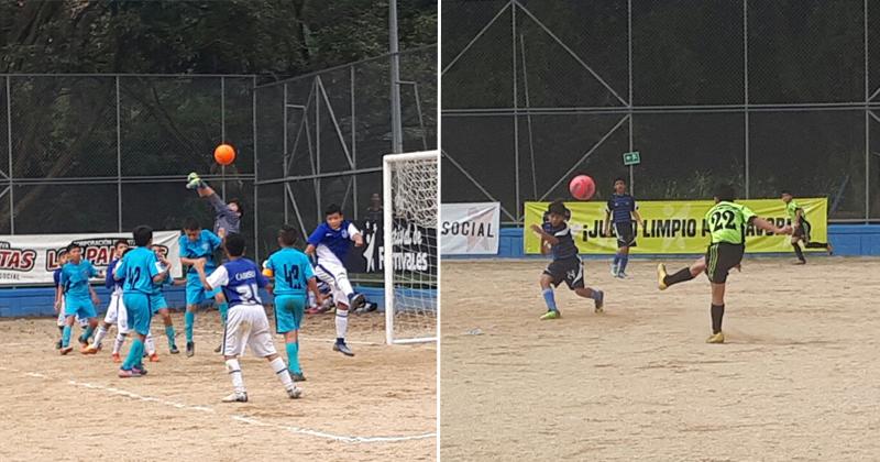 En Buenavista se cerró la fase de Repechaje del Babyfútbol de Medellín