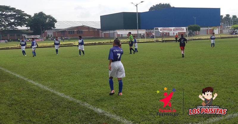 El Babyfútbol se siente con fuerza en el Valle del Cauca