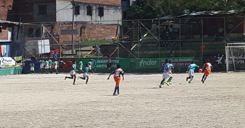 Quinto fin de semana del Preselectivo de Medellín estará lleno de fútbol