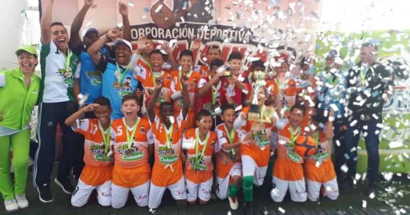En Cartagena se completó el grupo de 10 clasificados nacionales