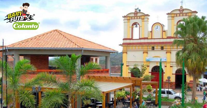 Anorí, sede del último zonal del Babyfútbol Colanta en el año