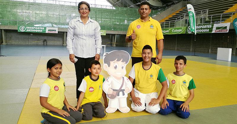 Andes: naciente esperanza para el judo