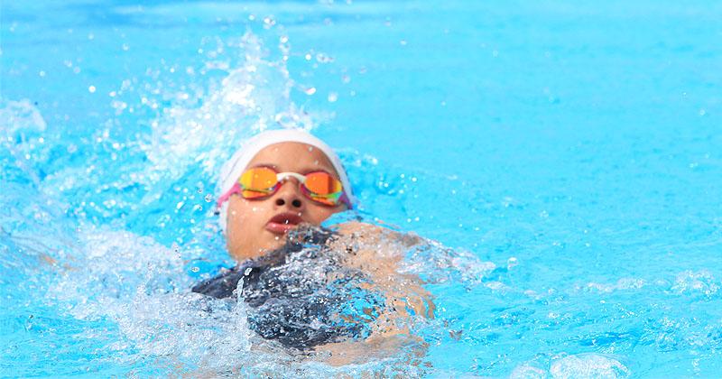 """""""Aprendí a nadar…ahogándome"""""""