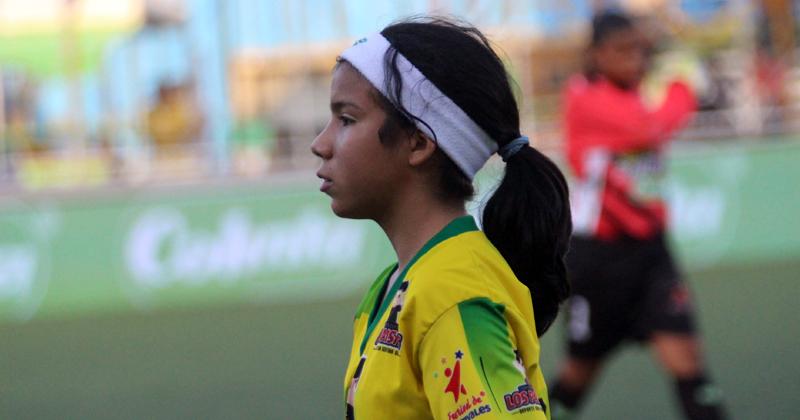 El fútbol es mi alegría