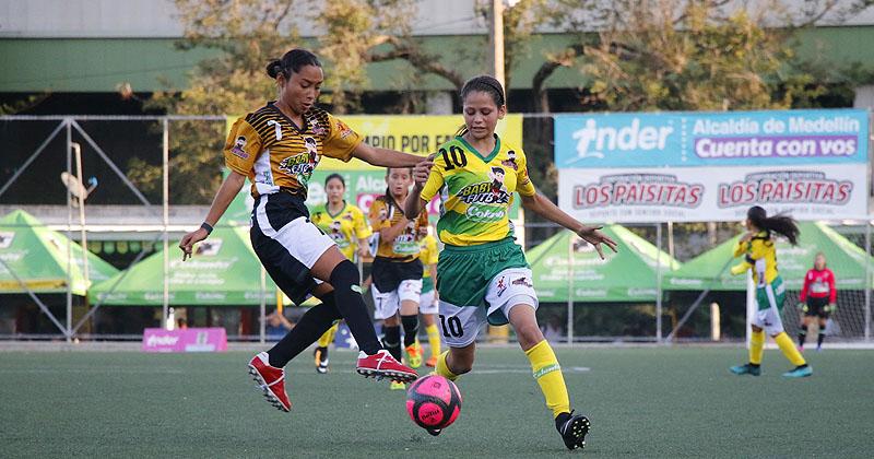 El Baby Fútbol Colanta, del Festival de Festivales,  ya tiene semifinalistas en ambas ramas