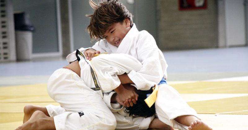 Inder Medellín dominó el Baby Judo, que terminó esta tarde en el Festival de Festivales