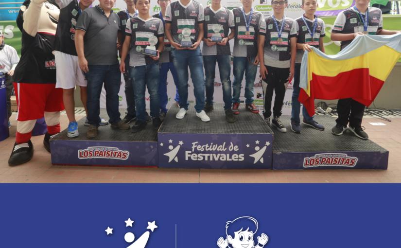 Campeones Festival de Ajedrez 2019