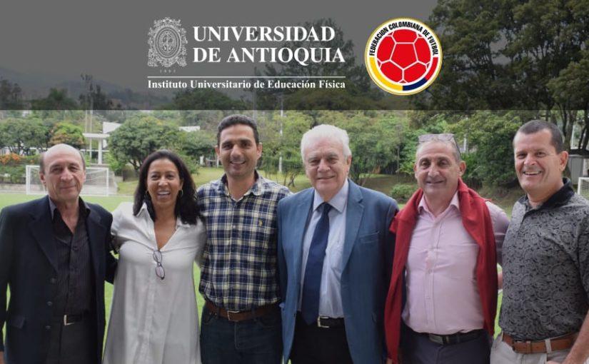 UdeA, en el proceso de implementación de licencias de fútbol en Colombia