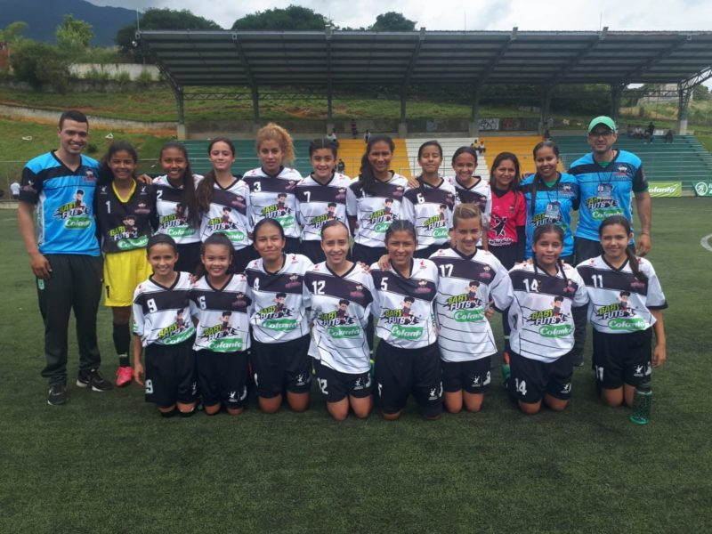 Atlético Nacional alcanzó el sexto cupo al Babyfútbol Femenino enero 2020