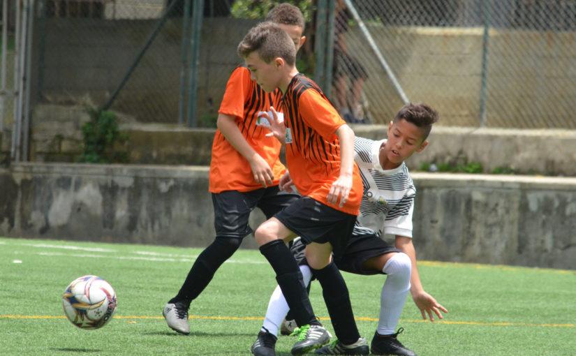 Boletín N° 4 eliminatorias internas Babyfútbol Bello.