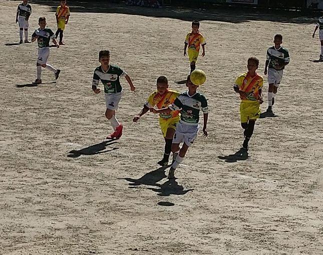 El barrio San Blas acogió la sexta fecha del Preselectivo Babyfútbol Colanta.