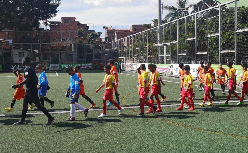 Boletín estadístico Nº 7 Preselectivo Babyfútbol Colanta Medellín