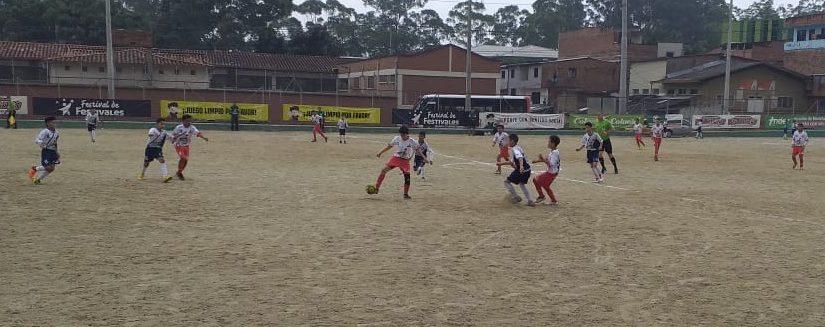 Boletín estadístico Nº 12 del Preselectivo Babyfútbol Colanta.