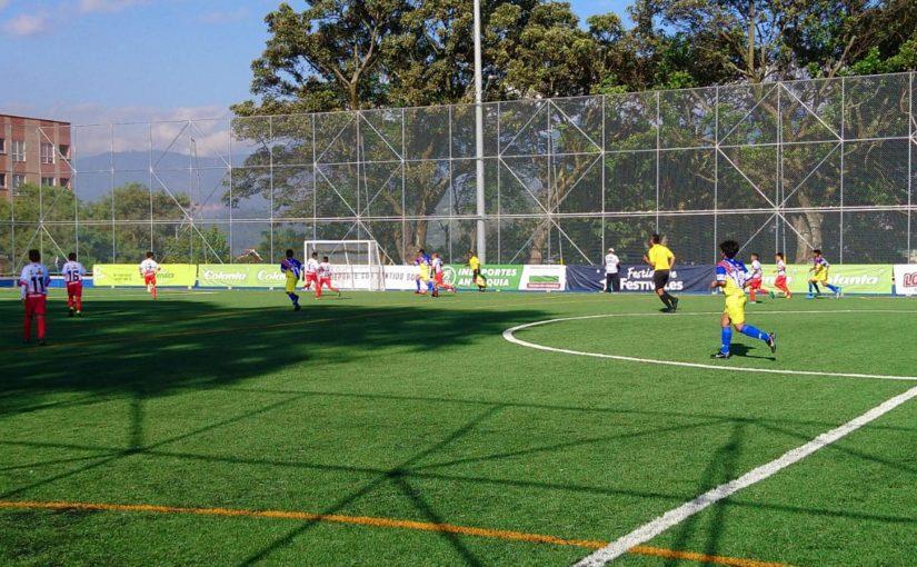 Ocho equipos ya se encuentran clasificados a la fase Selectiva del Babyfútbol Colanta.
