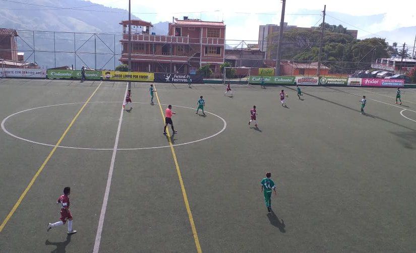 La fecha 16 dejó 6 equipos clasificados al Selectivo Babyfútbol Colanta.