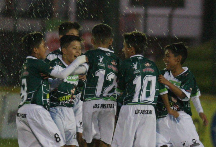 Boletín estadístico Nº 9 del Zonal Babyfútbol Colanta Cundinamarca.
