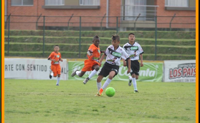 Boletín estadístico Nº 3 del Zonal Babyfútbol Cundinamarca