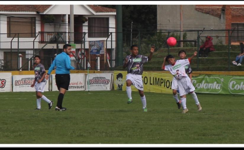 Boletín estadístico Nº 2 del Zonal Babyfútbol Cundinamarca.