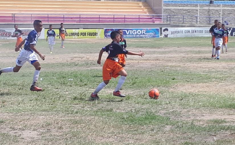 Boletín estadístico Nº 6 del Zonal Babyfútbol Colanta Norte de Colombia.
