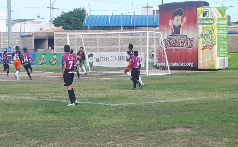 Boletín estadístico Nº 8 del Zonal Babyfútbol Colanta Norte de Colombia.