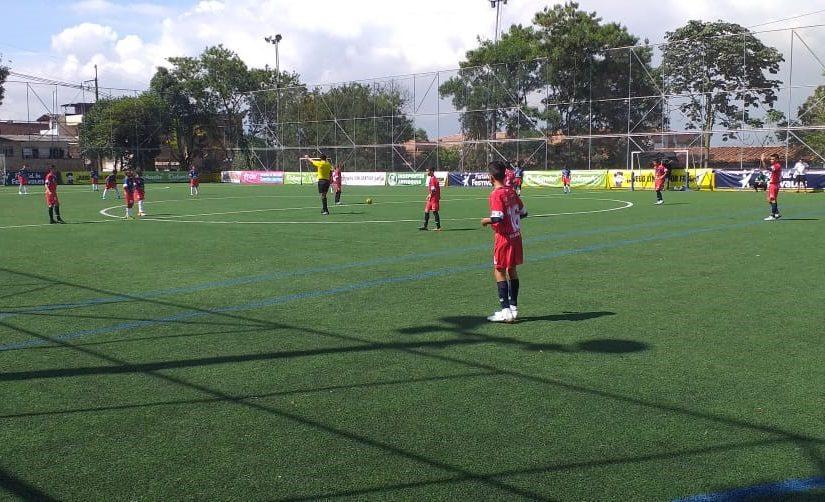 Boletín estadístico N° 6 Selectivo Babyfútbol Colanta Medellín.
