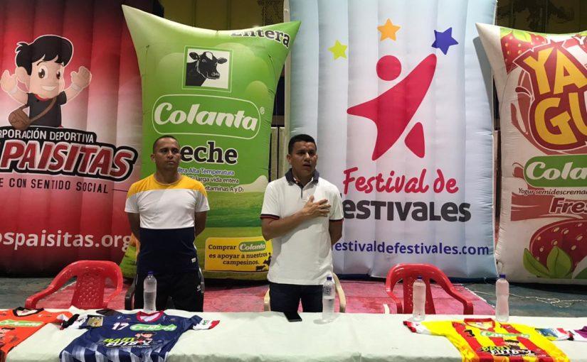 Programación del Zonal Babyfútbol Colanta Nordeste y Magdalena Medio.