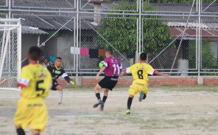 Boletín estadístico Nº 3 Zonal Babyfútbol Colanta Nordeste y Magdalena Medio