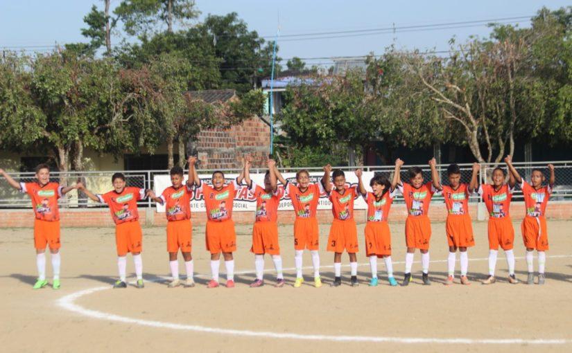 Boletín estadístico Nº 4 del Zonal Babyfútbol Colanta Nordeste y Magdalena Medio
