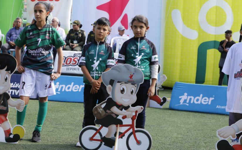 Programación Baby ciclismo 2020