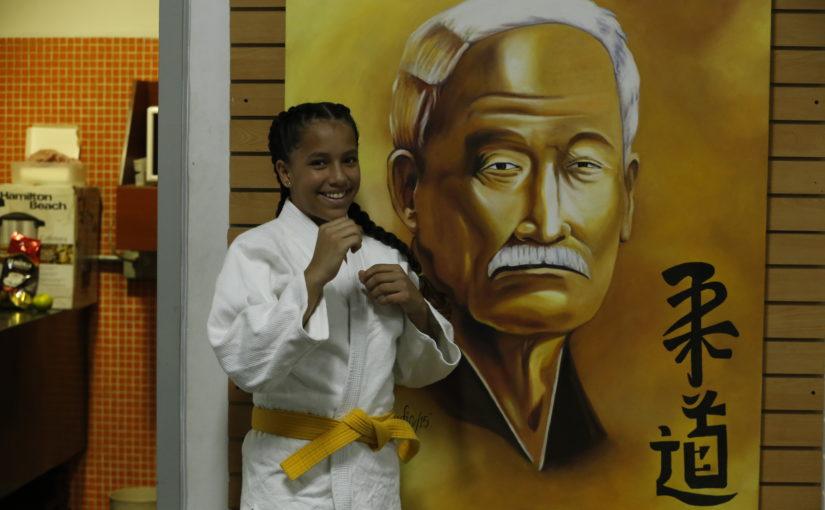 """""""El judo es una parte de mí"""""""