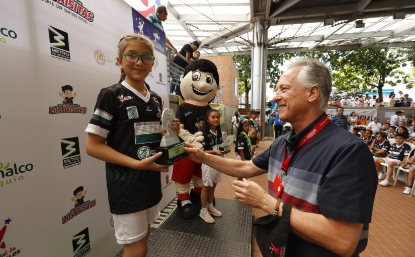 La Corporación Deportiva Los Paisitas llega a 36 años de vida jurídica y asume nuevos retos estratégicos