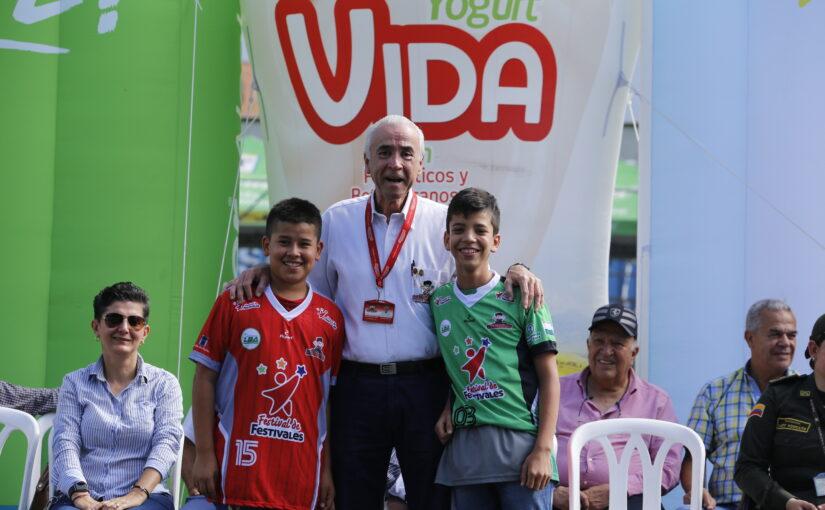 Los medios siempre reconocieron a Carlos Iván como el gran gestor del Deporte con sentido social