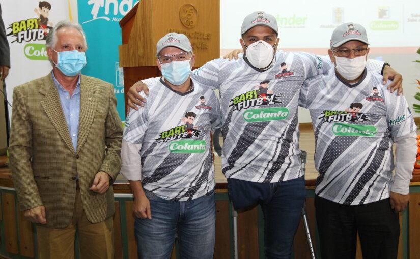 Regresó el Preselectivo Babyfútbol Colanta Medellín