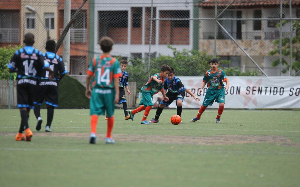 Las Comunas 1 y 13 vibraran con la fecha 7 y 8 del Preselectivo Babyfútbol Colanta Medellín.