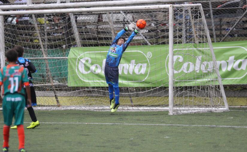 Boletín estadístico Nº3 del Preselectivo Babyfútbol Colanta Medellín.