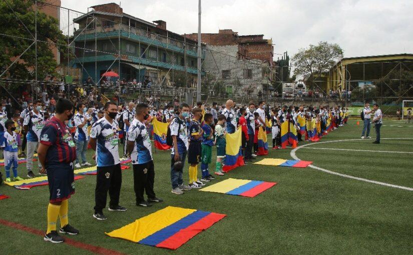 Inició el Preselectivo Babyfútbol Colanta Medellín.