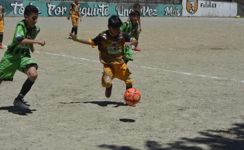 Las comunas 12 y 16 de Medellín, recibirán este fin de semana 24 y 25 de julio, el Preselectivo Babyfútbol Colanta.