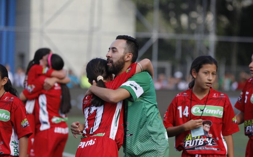El Babyfútbol Colanta regresó a toda Colombia.