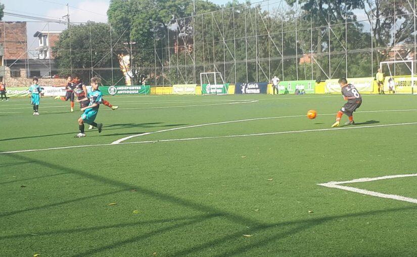 Boletín estadístico N° 2 del Preselectivo Babyfútbol Colanta Medellín.